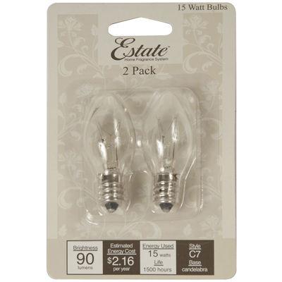 Estate™ 2-pk. 15-Watt Replacement Bulbs