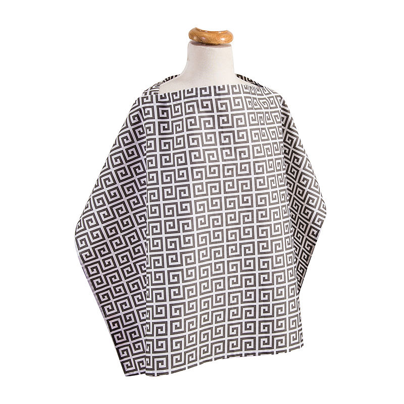 Trend Lab Nursing Cover - Greek Key plus size,  plus size fashion plus size appare