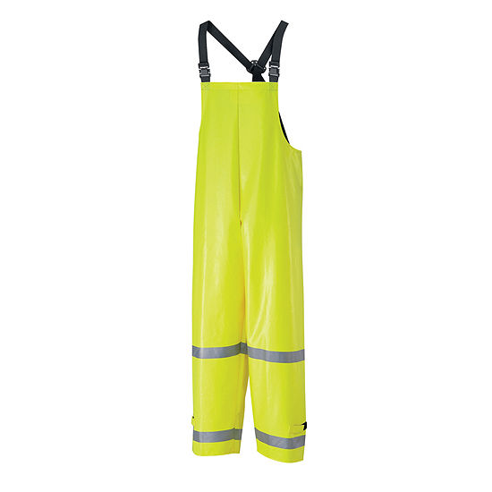Bulwark® Fire-Resistant Hi-Visibility Coveralls