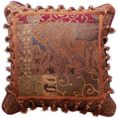 Croscill Classics® Catalina Corded Edge Square Pillow