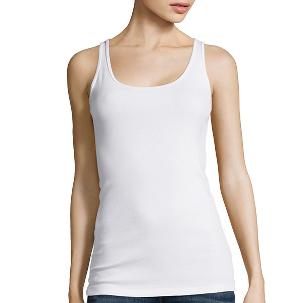Stylus ™ Ribbed Tank Top