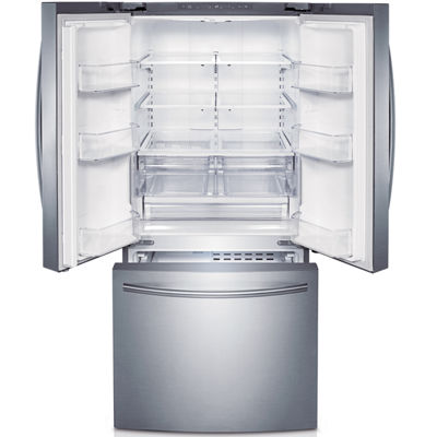 "Samsung 21.8 cu. ft. 30"" Wide French-Door Refrigerator"