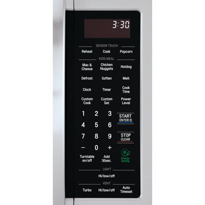 LG 2.2 cu. ft. Over-the-Range Microwave Oven with Extendavent 2.0 EasyClean® and Sensor Cook