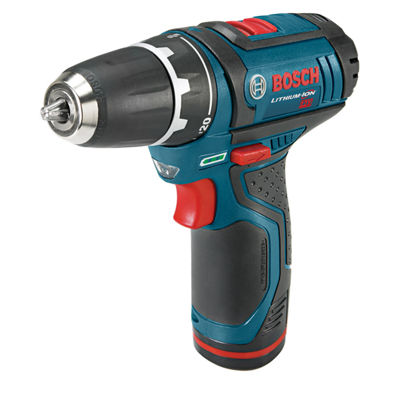 "Bosch PS31-2A 12 Volt 3/8"" Cordless Lithium Ion Drill Driver"