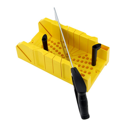 Stanley Hand Tools 20-600 Clamping Miter Box & Saw