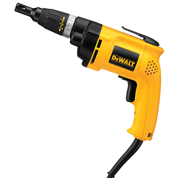 DeWalt DW257 Heavy-Duty VSR Deck/Drywall Screwdriver