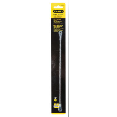 "Stanley Hand Tools 15-410 10"" Carbide Grit Rod Saw Blade"