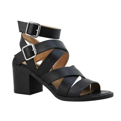 Michael Antonio Samira Womens Heeled Sandals