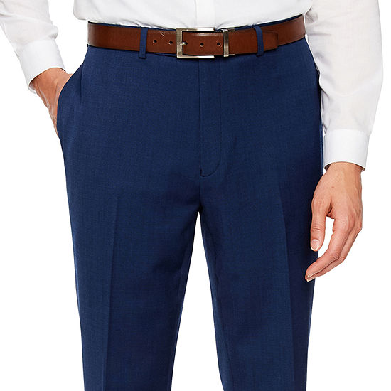 Collection by Michael Strahan  Mens Grid Slim Fit Suit Pants