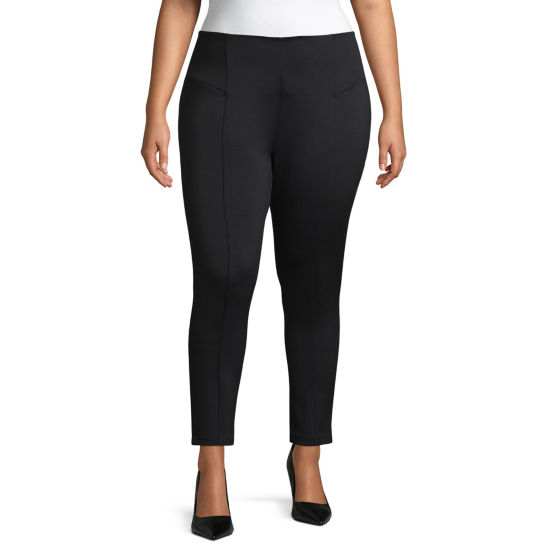 Bold Elements Pull-On Pants - Plus