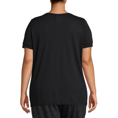 Nike® Futura Crew Neck T-Shirt - Plus