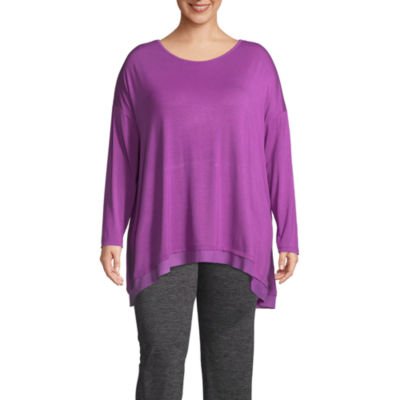Gaiam® Nirvana Tunic Top - Plus