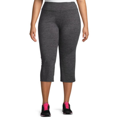 Gaiam® Om High Rise Quick Dry Capris - Plus