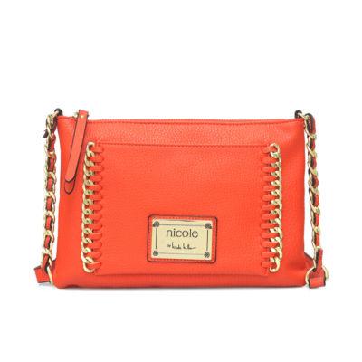 Nicole By Nicole Miller Austyn Crossbody Bag