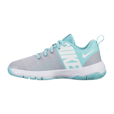 Nike Team Hustle Quick Girls Running Shoes - Big Kids