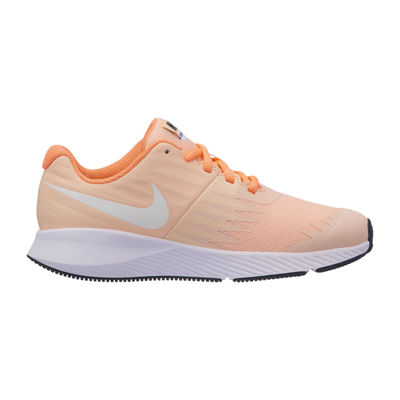 Nike Star Runner Girls Running Shoes Lace-up - Big Kids