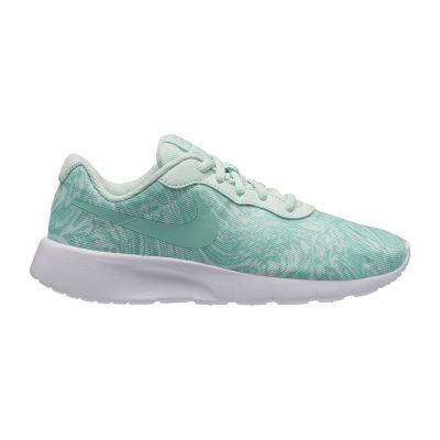 Nike Tanjun Print Girls Running Shoes