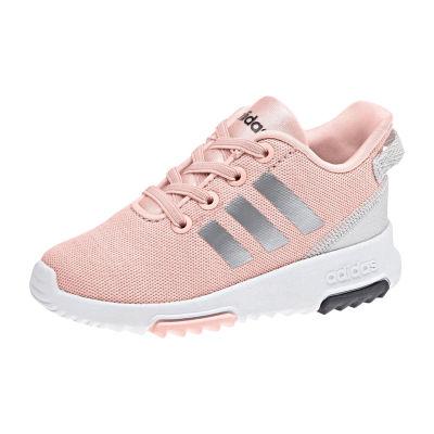 adidas Cloudfoam Racer Tr Inf Girls Running Shoes - Toddler