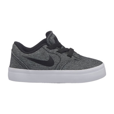 Nike SB Check Boys Skate Shoes - Toddler
