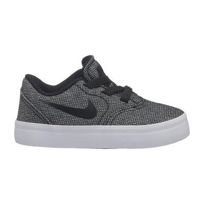 Nike SB Check Boys Skate Shoes - Toddler