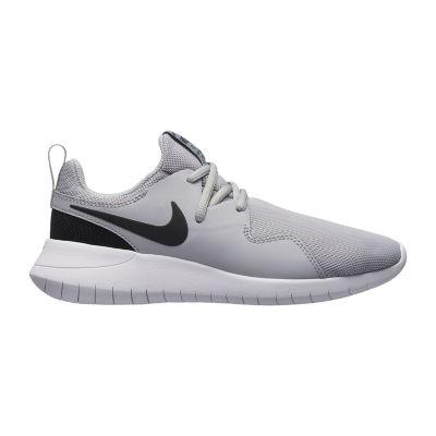 Nike Tessen Big Kids Boys Running Shoes Lace-up
