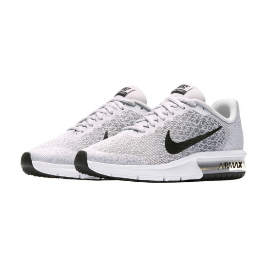Nike Air Max Sequent 2 Boys Running Shoes - Big Kids