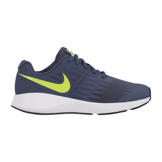 Nike Star Runner Boys Running Shoes Lace-up
