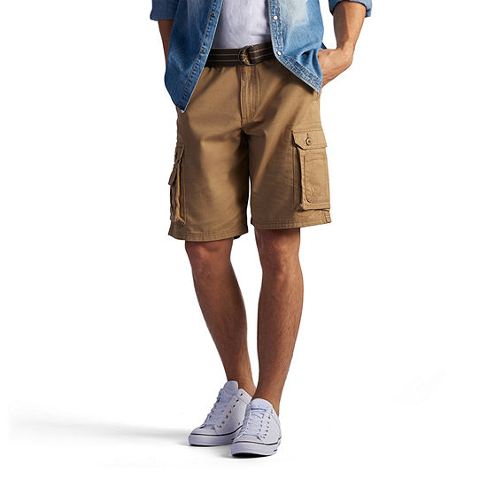 Lee® Wyoming Belted Cargo Shorts – Big and Tall