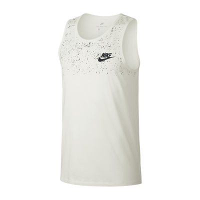 Nike Sleeveless Crew Neck T-Shirt