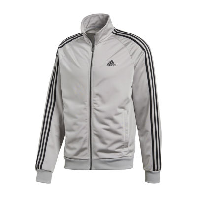 adidas Long Sleeve Knit Tricot Jacket
