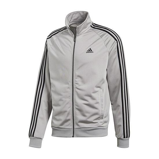 adidas Long Sleeve Knit Tricot Jacket