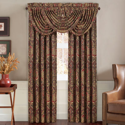 Five Queens Court Remington 84Inch Curtain Panel