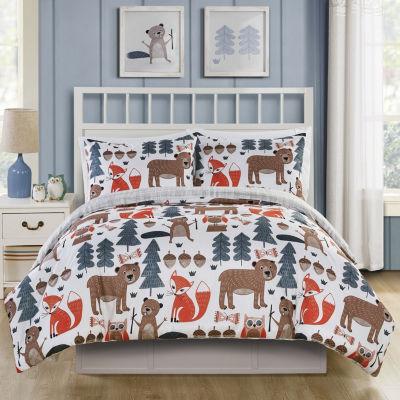 VCNY Little Campers Comforter Set