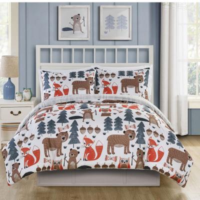 Victoria Classics Little Campers Comforter Set