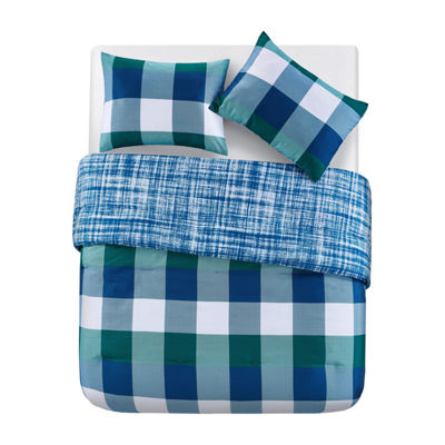 VCNY Quest Stripes Comforter Set