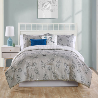 VCNY Blast Off Comforter Set