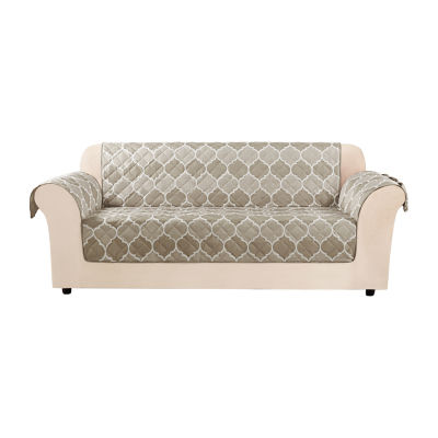 SURE FIT® Furniture Flair Spice Market 1 Pc. Sofa Slipcover