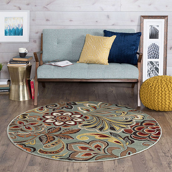 Jcpenney Round Area Rugs