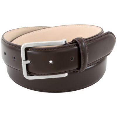 Stacy Adams® Microfiber Lined Leather Belt