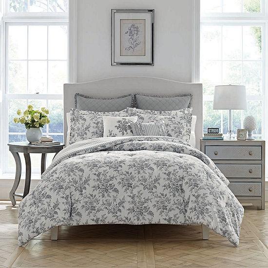 Laura Ashley Annalise Comforter Set