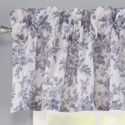 Annalise Floral Valance