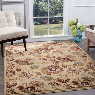 Tayse Festival Courtney Rectangular Indoor Rugs