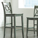 Signature Design by Ashley® Madison Set of 2 Pub Height Bar Stools