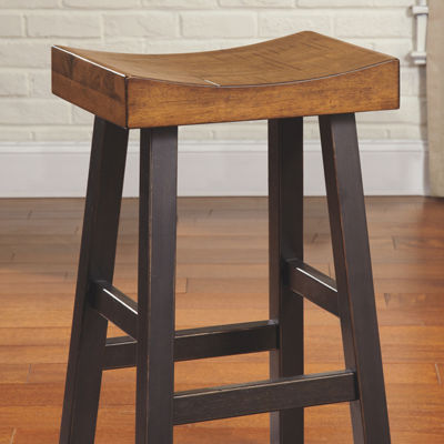 Signature Design by Ashley® Glosco Set of 2 Bar Stools