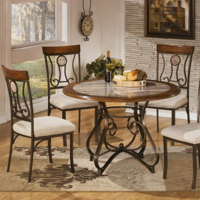 Signature Design by Ashley® Hopstand Set of 4 Side Chairs