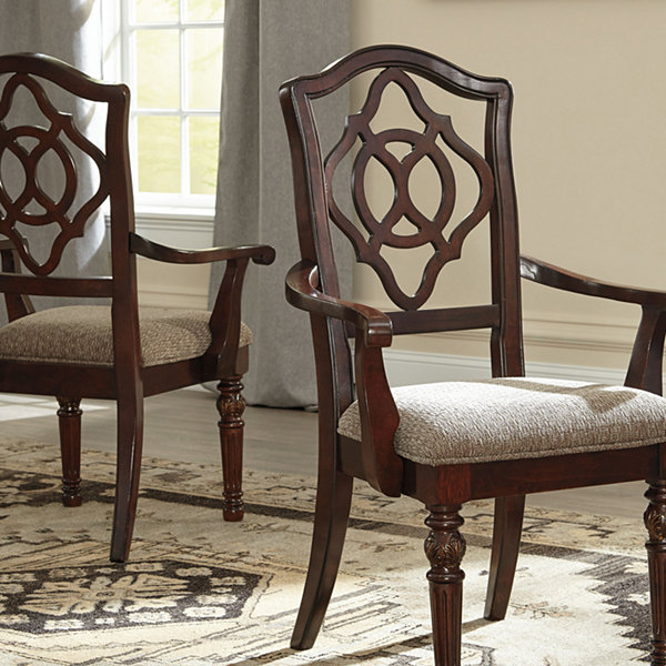 Signature Design by Ashley® Leahlyn Set of 2 Armchairs