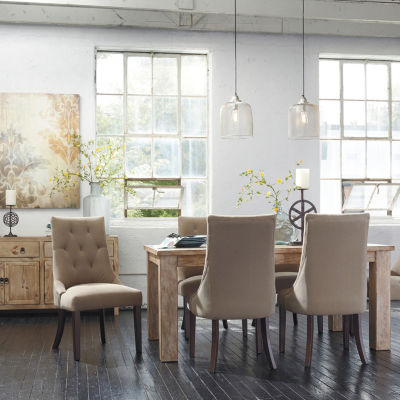 Signature Design by Ashley® Madison Set of 2 Upholstered Side Chairs
