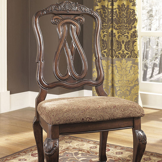 Signature Design By Ashley North Shore Set Of 2 Dining Chairs