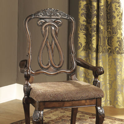 Signature Design by Ashley® North Shore Set of 2 Dining Armchairs
