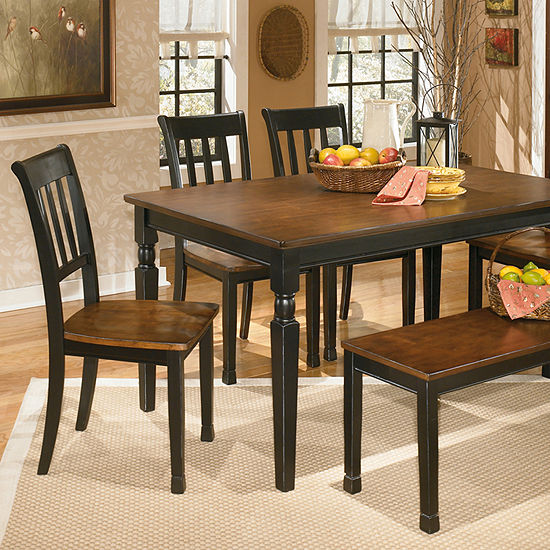 Signature Design by Ashley® Owingsville Set of 2 Side Chairs